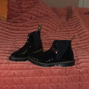 Doc Martens BIANCA CHELSEA BOOT PATENT LEATHER